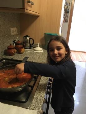 Vale P. Bacallà con pomodoro